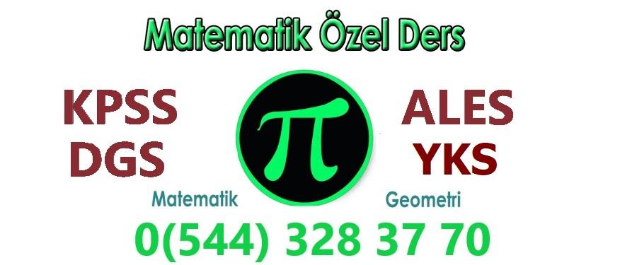 Sefaköy Özel Matematik Dersi Hocası İstanbul Özel Ders Öğretmeni